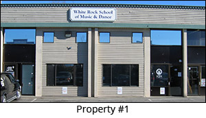 White Rock School of music and Dance Location 1